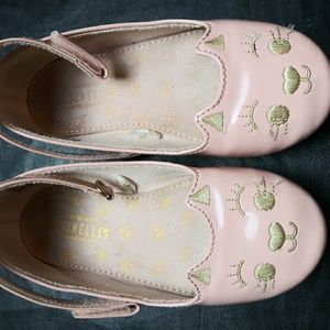 Seychelles pink kitty shoes